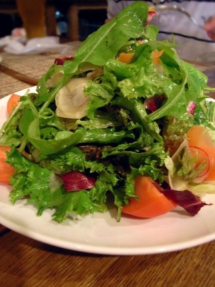 トロントセット サラダ