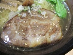 麺や力 塩ラーメン チャーシュー