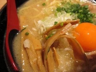 麺家誠 ラーメン 具 (2)