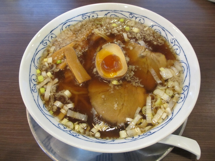 麺五郎竹尾 中華ソバ