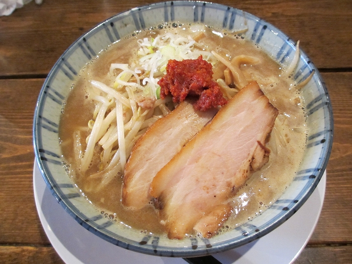 ダルマ食堂 味噌ラーメン