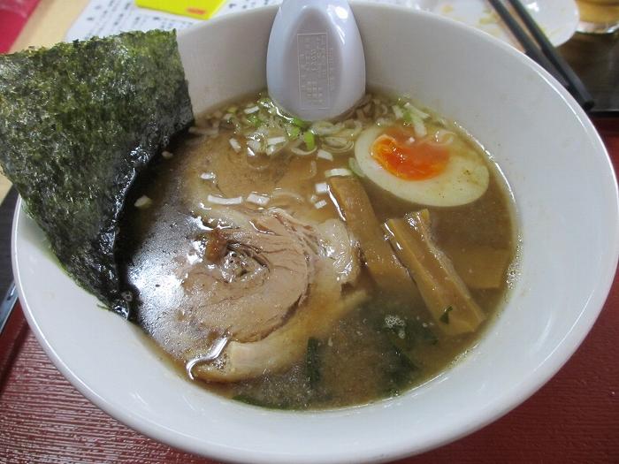 火鳳 魚介醤油ラーメン