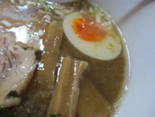 火鳳 魚介醤油ラーメン 具