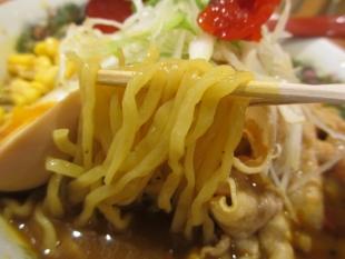 玄 カレーラーメン 麺