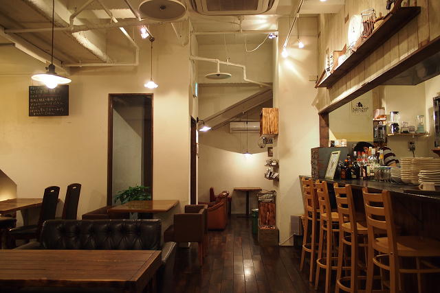 cafe one014