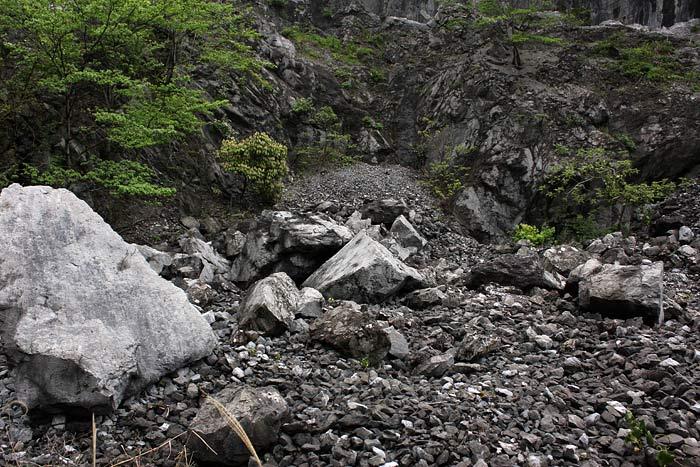 白石鉱山_採掘現場?2