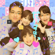 子ども大好きパパ Kenji