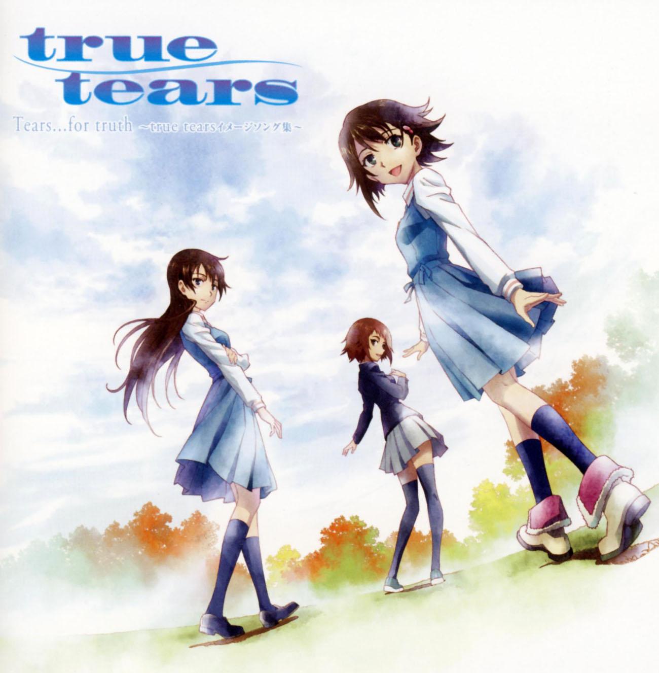 絶賛されている「true tears」を見た