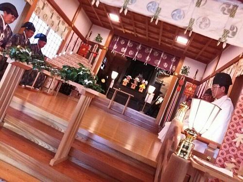 八坂神社<節分祭>②
