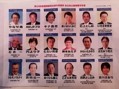 民主党栃木県連<第17回定期大会>開催中③