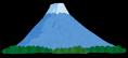 ブログ素材(富士山)