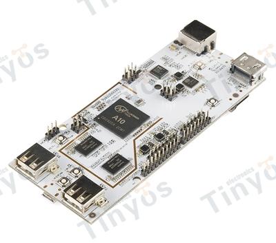 Arduinoピン互換のA10シングルボードPC~pcDuino - 夢色☆でじたりあん